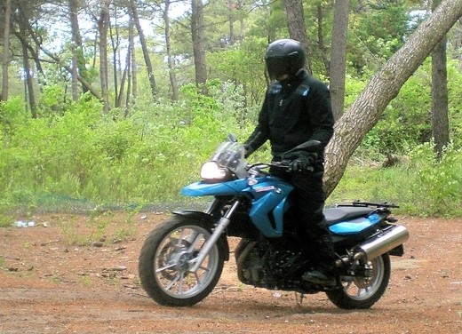 BMW F650GS 2008 – Long Test Ride - Foto 10 di 17