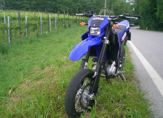 Yamaha WR250X –  Long Test Ride - Foto 6 di 18