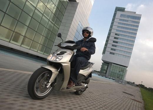 Aprilia Sportcity Cube – Test Ride - Foto 11 di 14