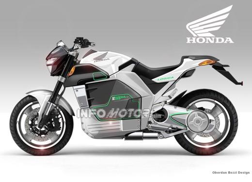 Honda Logica - Foto 1 di 8