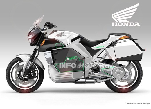 Honda Logica - Foto 7 di 8