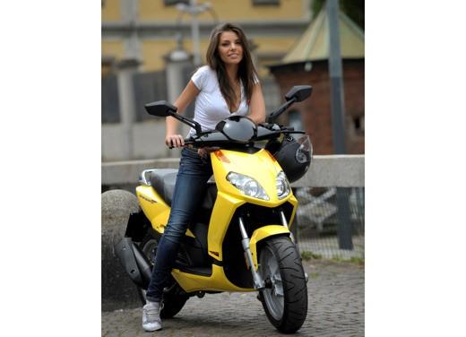 Aprilia Sportcity Cube 125 – Test Ride