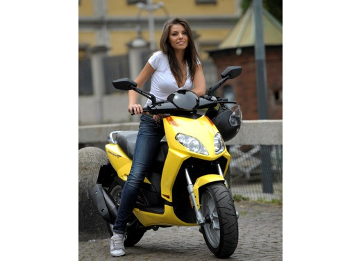 Aprilia Sportcity Cube 125 – Test Ride - Foto 6 di 25