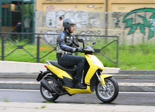 Aprilia Sportcity Cube 125 – Test Ride - Foto 15 di 25