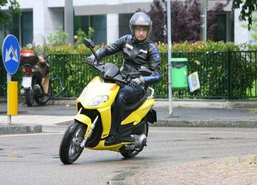 Aprilia Sportcity Cube 125 – Test Ride - Foto 17 di 25