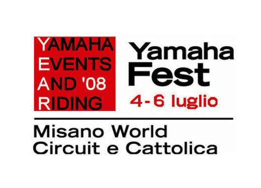 Yamaha Fest 2008 - Foto 1 di 13