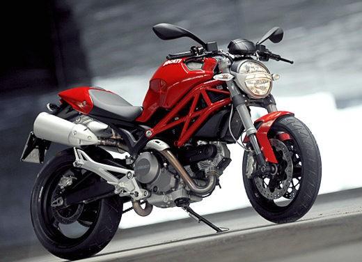 Ducati Monster 696 - Foto 1 di 19