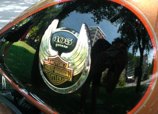 Harley Davidson Fat Boy – Long Test Ride - Foto 5 di 21