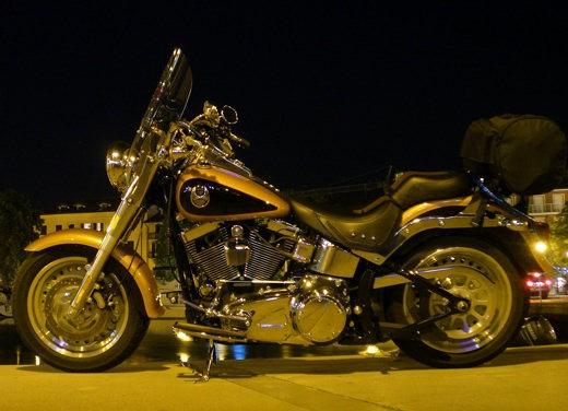 Harley Davidson Fat Boy – Long Test Ride - Foto 3 di 21