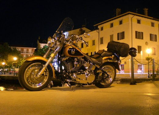 Harley Davidson Fat Boy – Long Test Ride - Foto 7 di 21