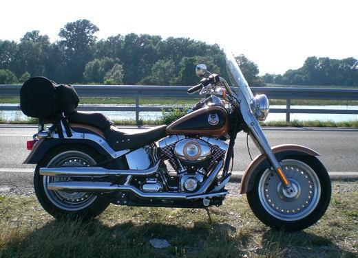 Harley Davidson Fat Boy – Long Test Ride - Foto 10 di 21