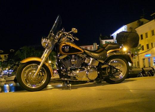 Harley Davidson Fat Boy – Long Test Ride - Foto 11 di 21