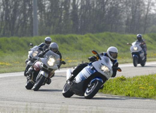 BMW Motorrad  Riding Academy - Foto 9 di 10