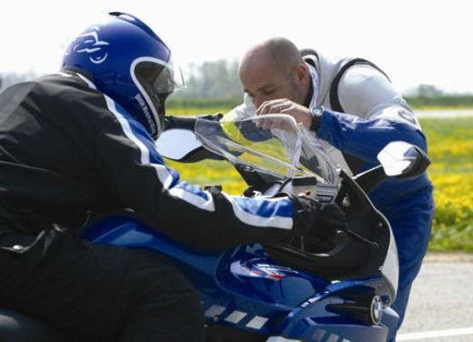 BMW Motorrad  Riding Academy - Foto 10 di 10
