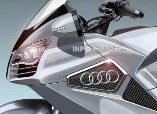 Audi Moto ST1 - Foto 1 di 10