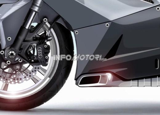 Audi Moto ST1 - Foto 9 di 10