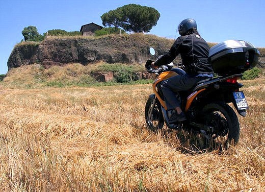 Honda Transalp – Long Test Ride