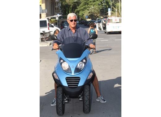 Marcello Lippi su Piaggio MP3 250 - Foto 6 di 6