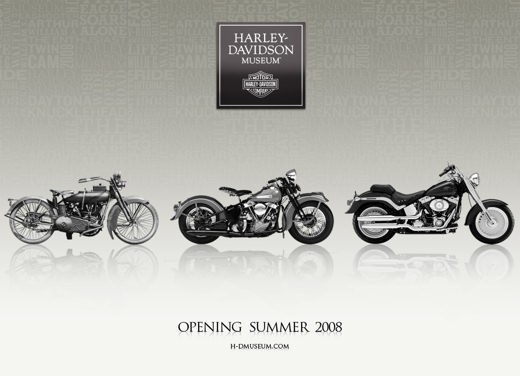 Museo Harley Davidson - Foto 10 di 13