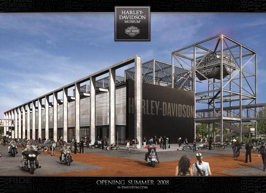 Museo Harley Davidson - Foto 12 di 13