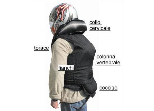 Abbigliamento da moto con airbag - Foto 32 di 32