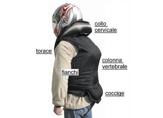 Abbigliamento da moto con airbag - Foto 8 di 32