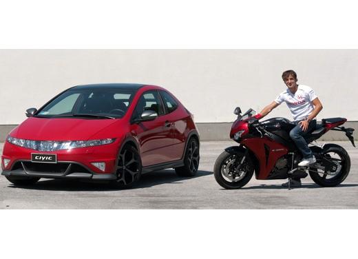 """Honda Civic Type S """"Fireblade Replica"""" - Foto 4 di 10"""