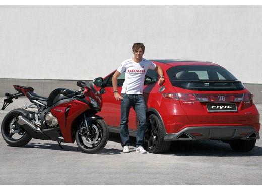 """Honda Civic Type S """"Fireblade Replica"""" - Foto 5 di 10"""