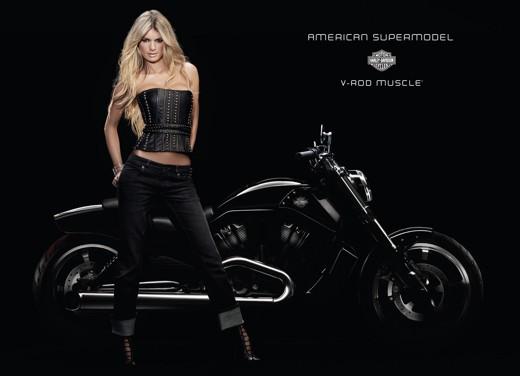 Harley Davidson V Rod Muscle - Foto 22 di 27