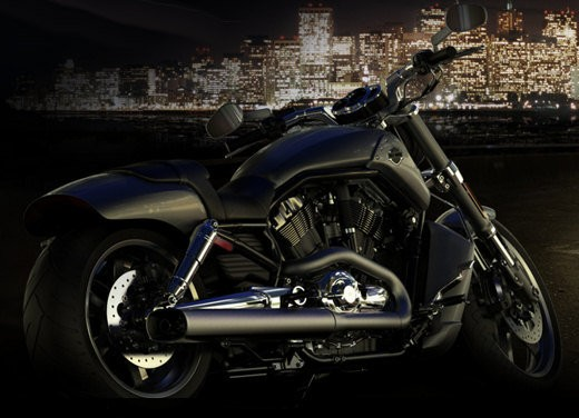 Harley Davidson V Rod Muscle - Foto 8 di 27
