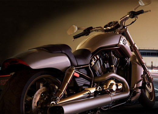 Harley Davidson V Rod Muscle - Foto 9 di 27