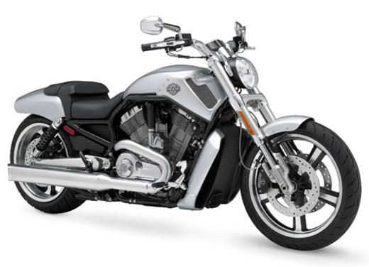 Harley Davidson V Rod Muscle - Foto 10 di 27