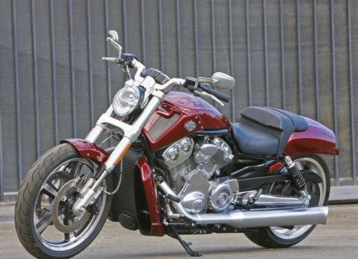 Harley Davidson V Rod Muscle