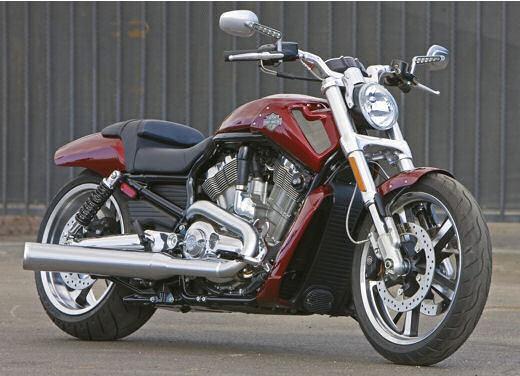 Harley Davidson V Rod Muscle - Foto 14 di 27