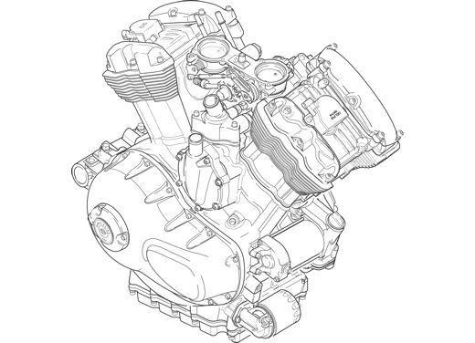 Harley Davidson V Rod Muscle - Foto 16 di 27