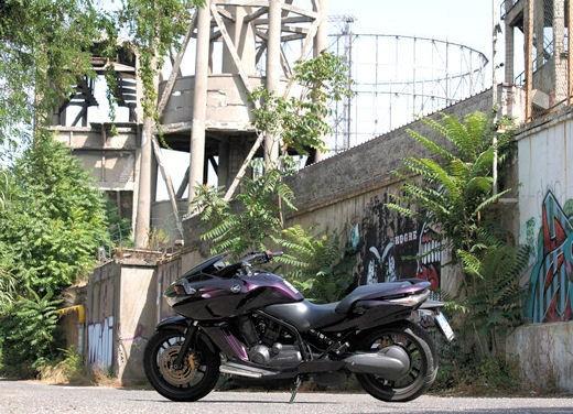Honda DN-01 – Long Test Ride