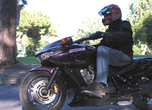 Honda DN-01 – Long Test Ride - Foto 7 di 11
