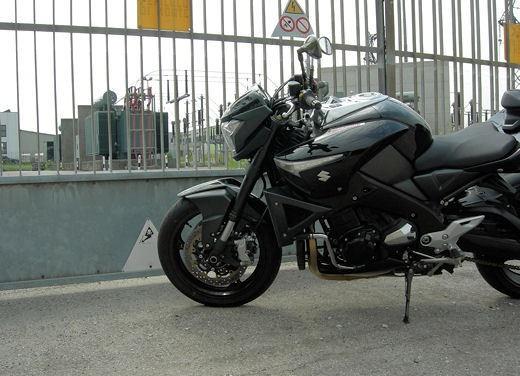 Suzuki B-King – Long Test Ride