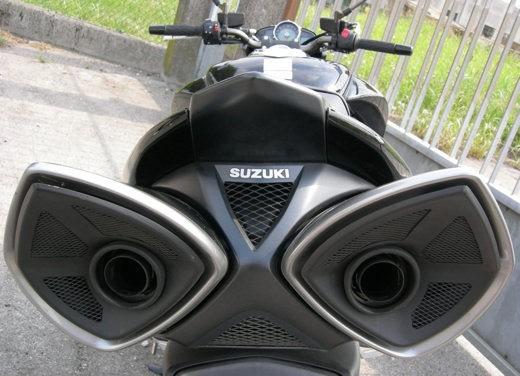 Suzuki B-King – Long Test Ride - Foto 5 di 14