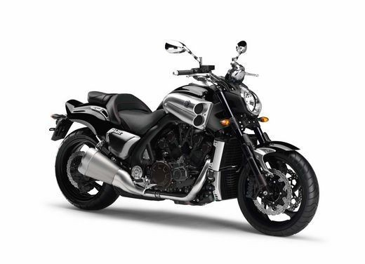 Yamaha V-Max – Test Ride Report