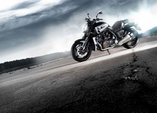 Yamaha V-Max – Test Ride Report - Foto 8 di 30