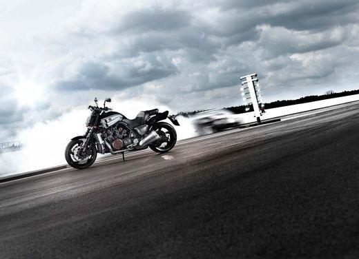 Yamaha V-Max – Test Ride Report - Foto 9 di 30
