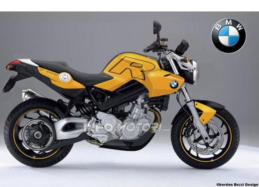 BMW nuova F 800R - Foto 2 di 63