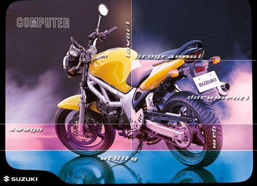Suzuki SV650 - Foto 10 di 12