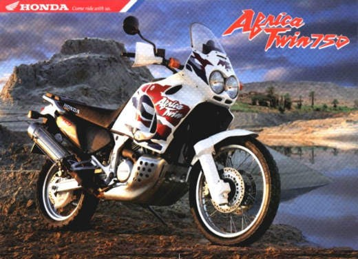 Honda Africa Twin – 20 anni di successi