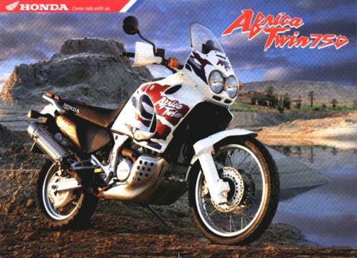 Honda Africa Twin – 20 anni di successi - Foto 1 di 11