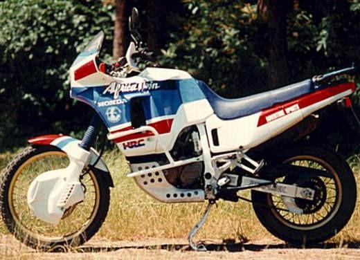 Honda Africa Twin – 20 anni di successi - Foto 9 di 11