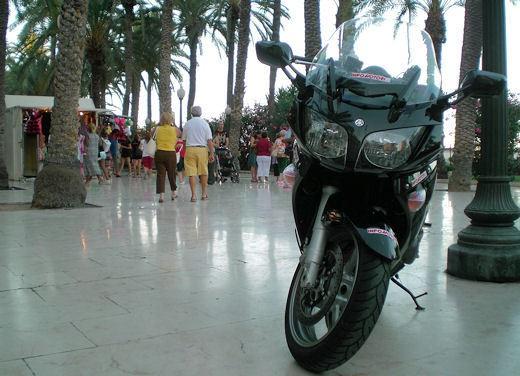 Yamaha FJR 1300 ABS – Long Test Ride - Foto 6 di 21