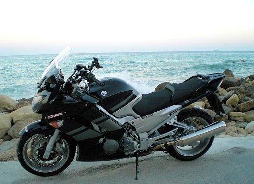 Yamaha FJR 1300 ABS – Long Test Ride - Foto 7 di 21