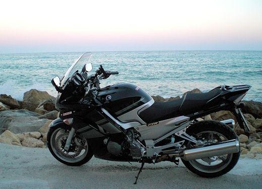 Yamaha FJR 1300 ABS – Long Test Ride - Foto 8 di 21